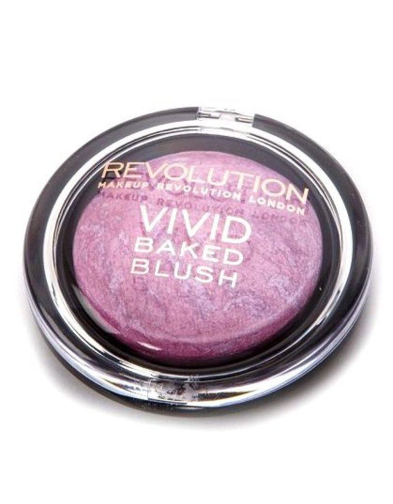 Makeup Revolution Baked Blushers - One For Playing Games - Blush