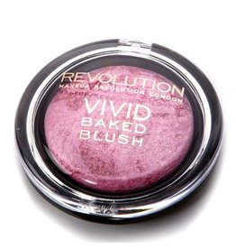 Makeup Revolution Baked Blushers - Bang Bang You're Dead