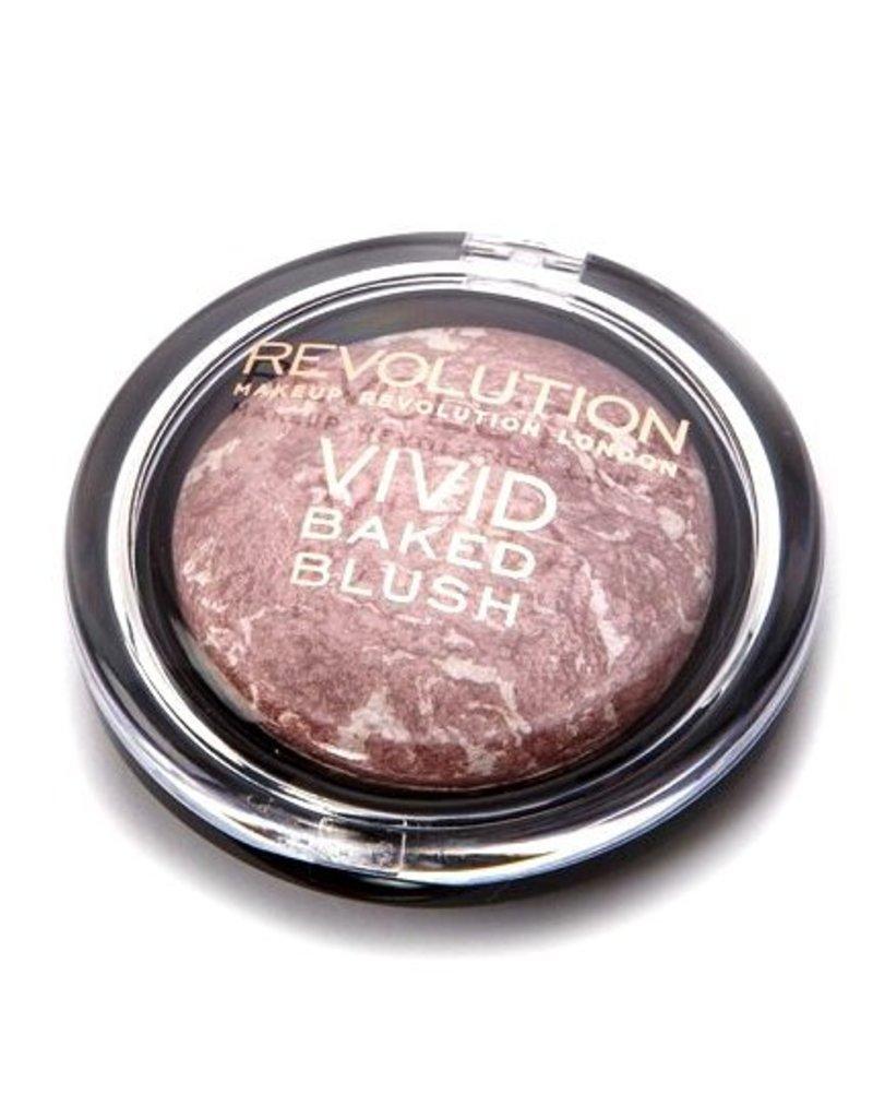 Makeup Revolution Baked Blushers - Hard Day - Blush