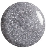 SensatioNail Silver Glitter - Gel Nagellak