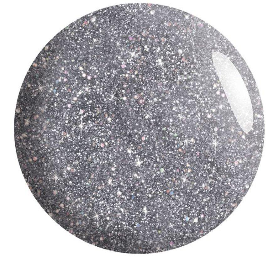 Silver Glitter - Gel Nagellak