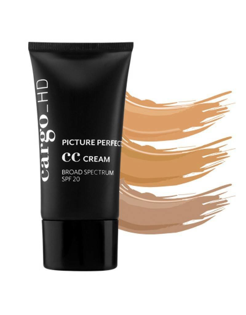 Cargo Cosmetics Picture Perfect CC Cream - Medium/Dark