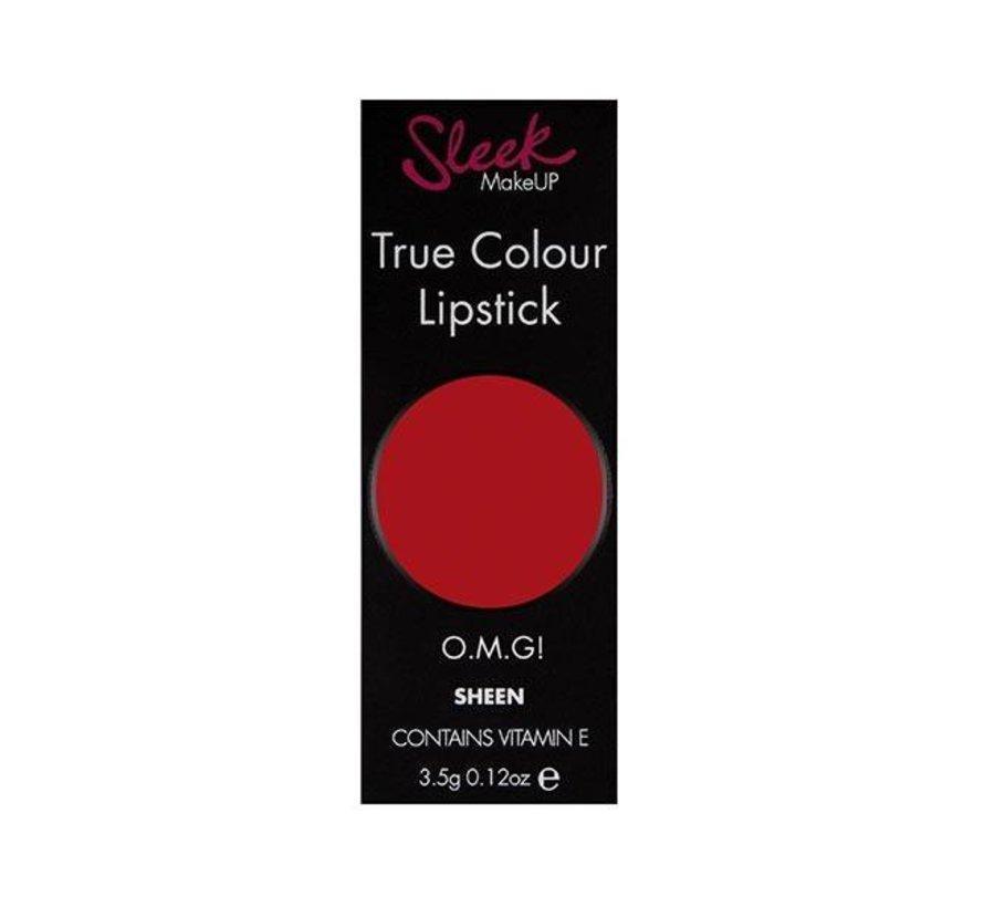 True Colour Lipstick - OMG
