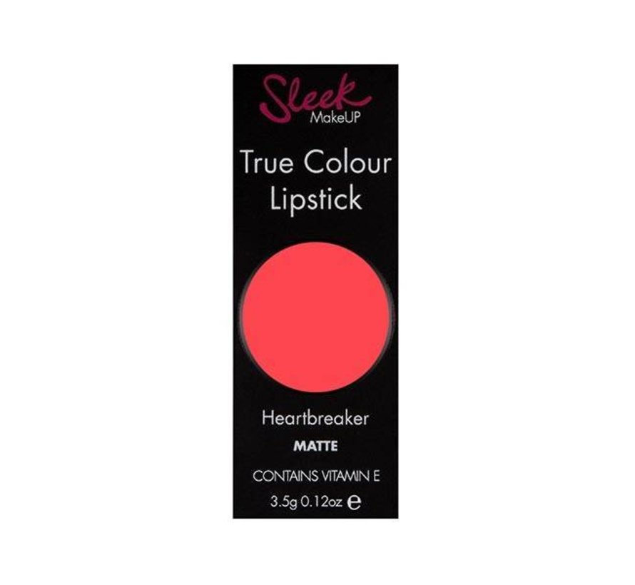 True Colour Lipstick - Heartbreaker