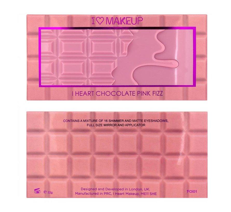 I Heart Chocolate Pink Fizz - Palette