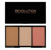 Makeup Revolution Iconic Blush, Bronze & Brighten - Flush