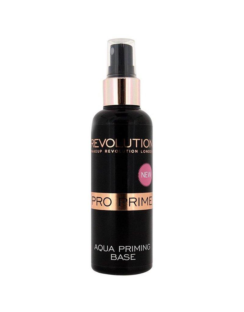 Makeup Revolution Aqua Priming Base Spray - Primer