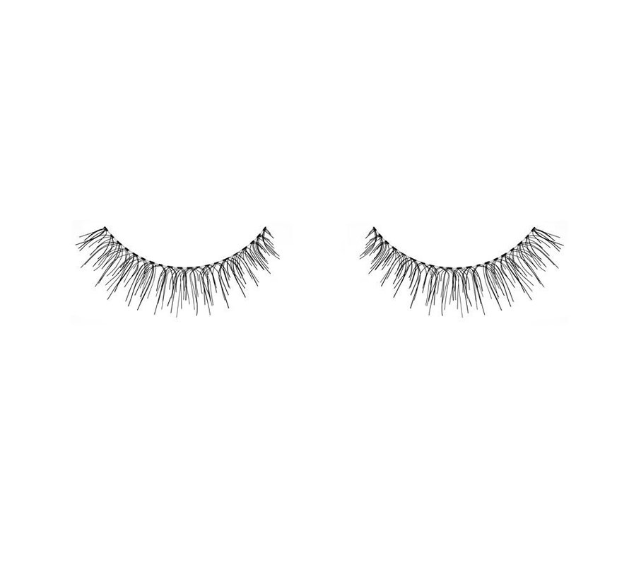 - Lashes 110 Black - Nepwimpers
