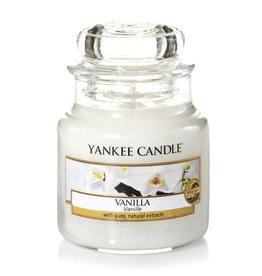 Yankee Candle Vanilla - Medium Jar