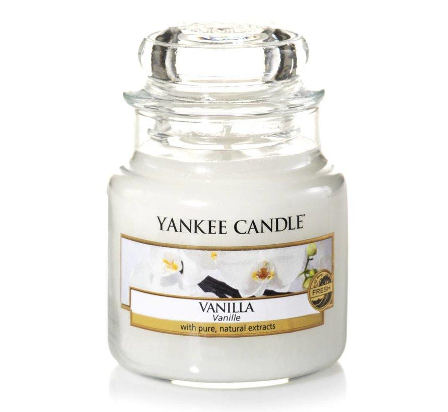 Vanilla - Medium Jar