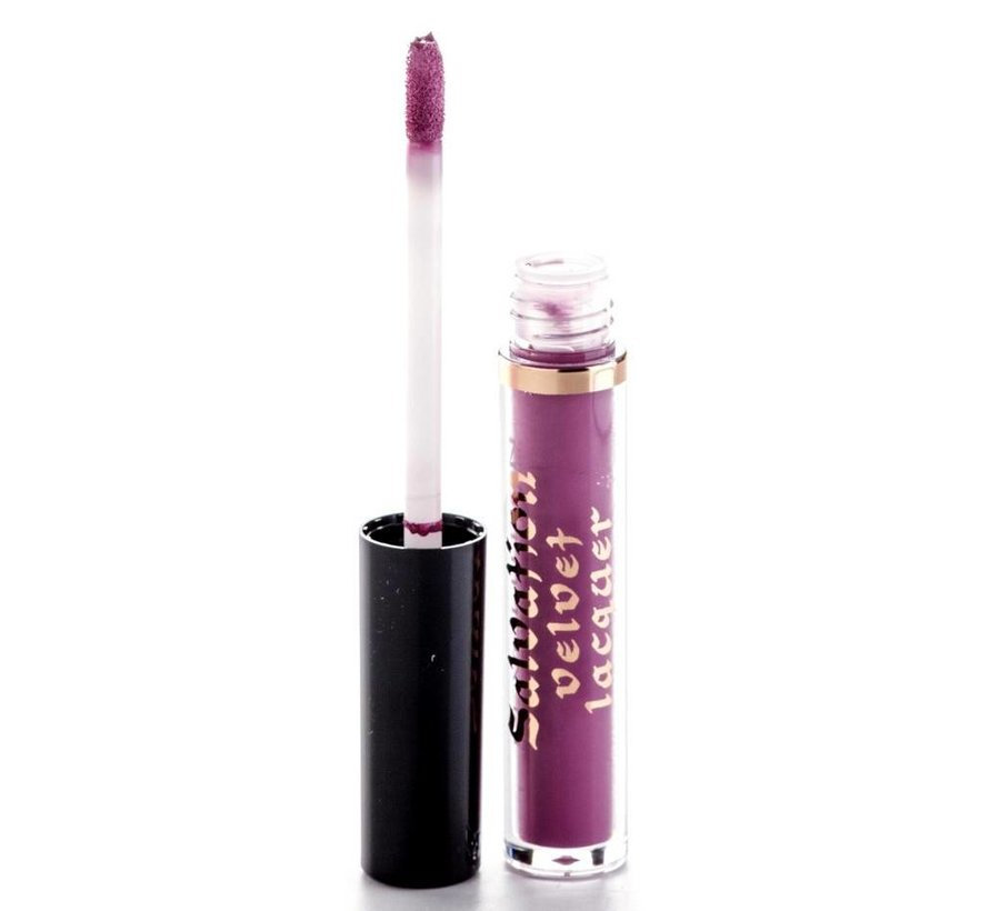 Salvation Velvet Matte Lip Lacquer - Keep Lying For You - Lipgloss
