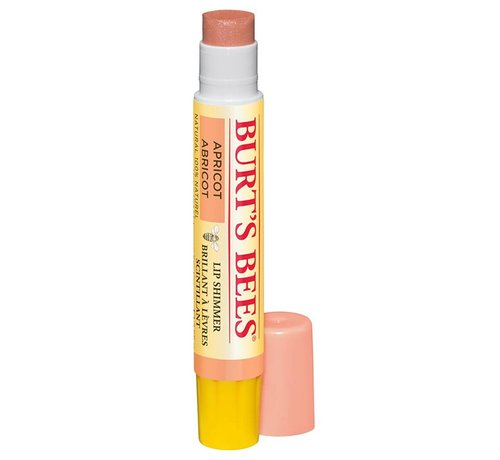 Burt's Bees Lip Shimmer - Apricot