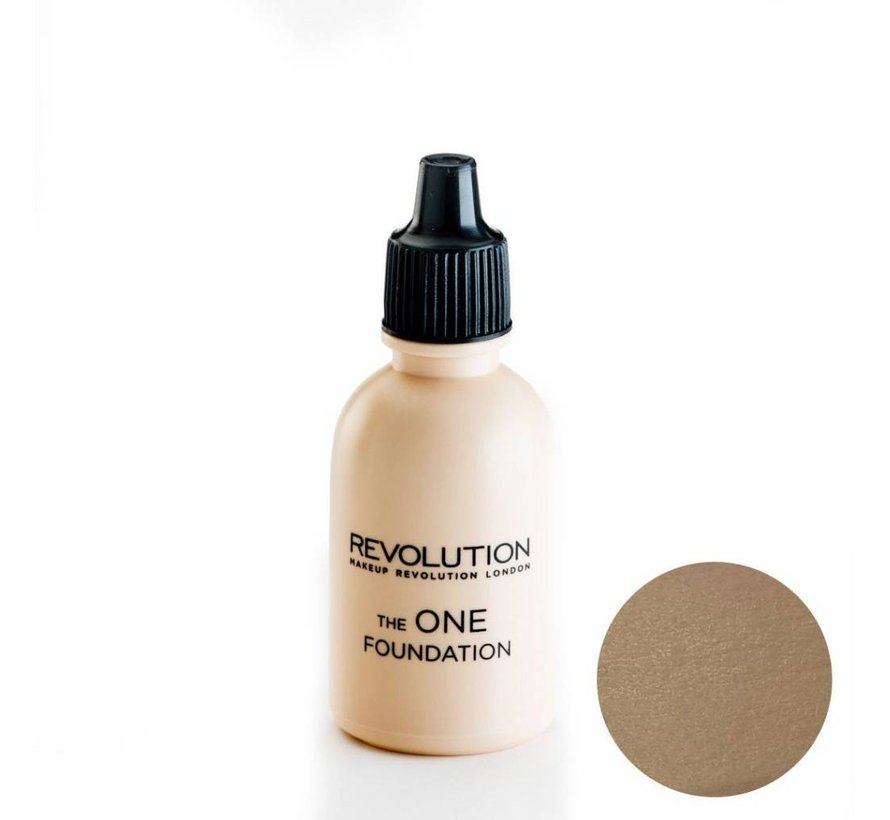 The One Foundation - Shade 3