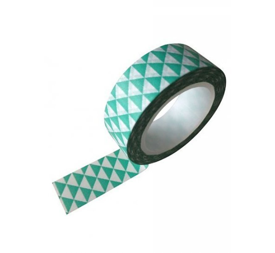Stationery Masking Tape - Mint Party