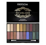 Freedom Makeup Pro Decadence Palette - Rock & Roll
