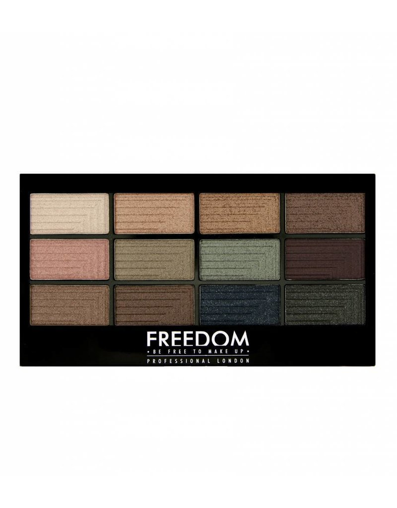 Freedom Makeup Pro 12 - Romance and Jewels