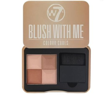 W7 Make-Up Blush With Me - Cassie Mac