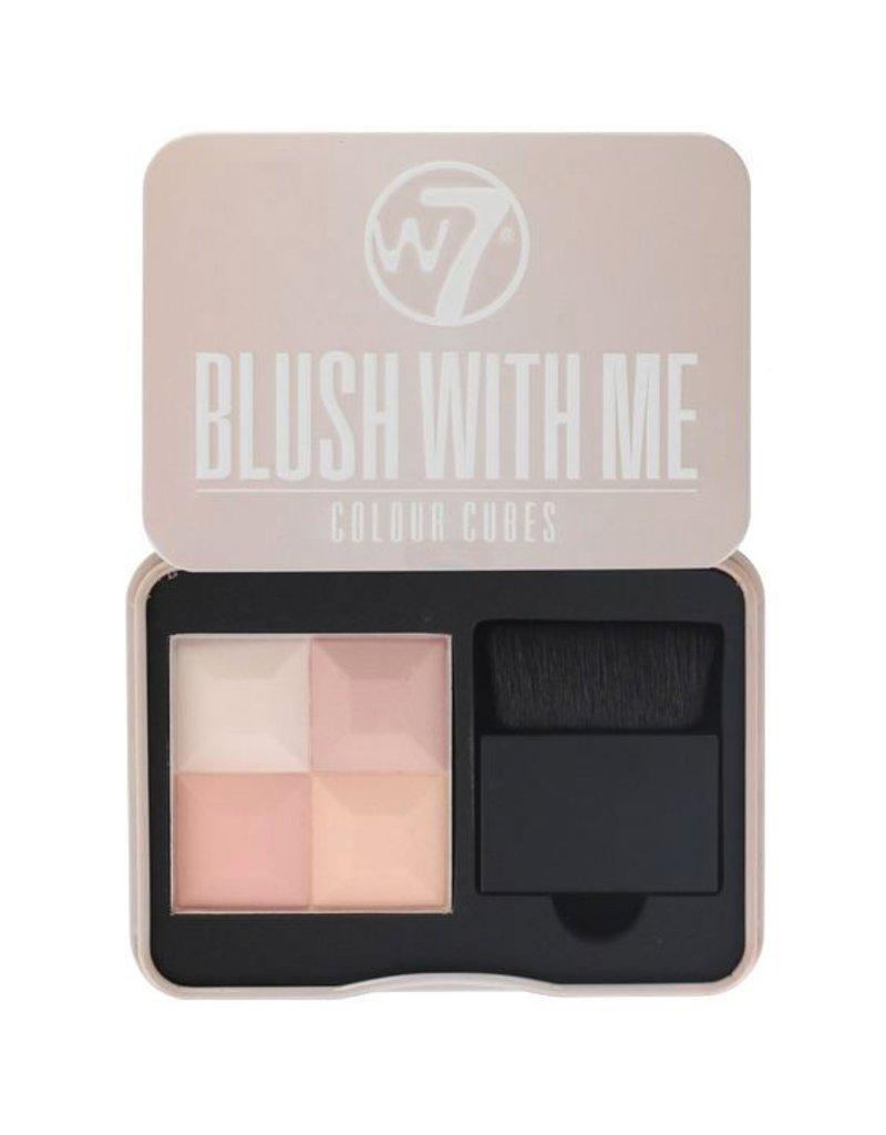 W7 Make-Up Blush With Me - Getting Hitched