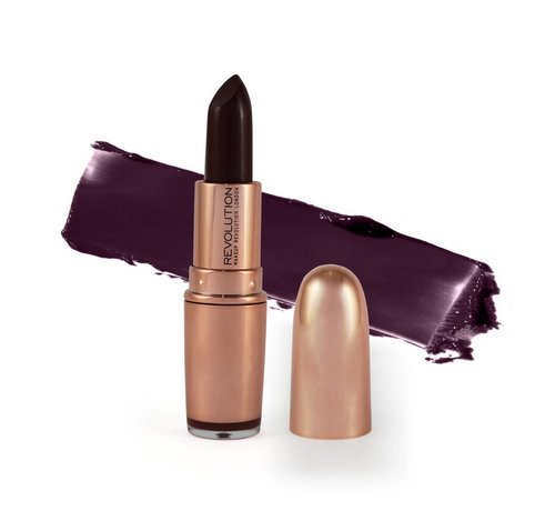 Makeup Revolution Rose Gold Lipstick - Private Members Club