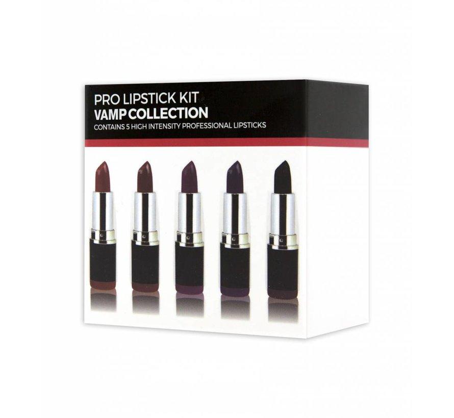 Vamp Noir Lipstick Collection