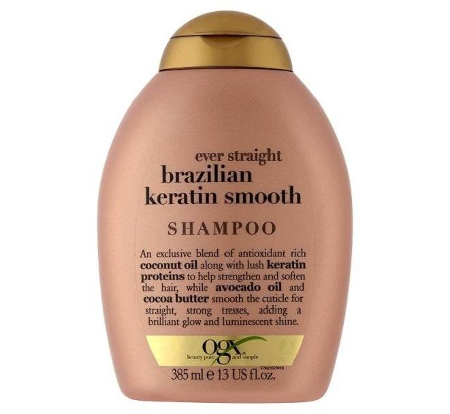 Brazilian Keratin Smooth Shampoo