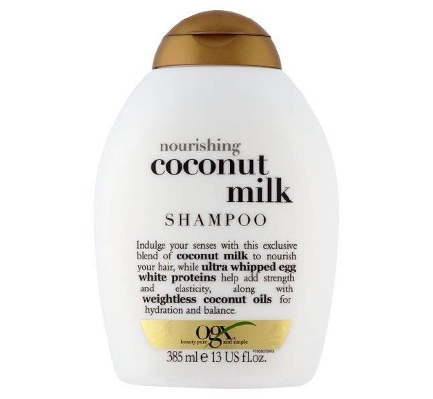Nourishing Coconut Milk Shampoo