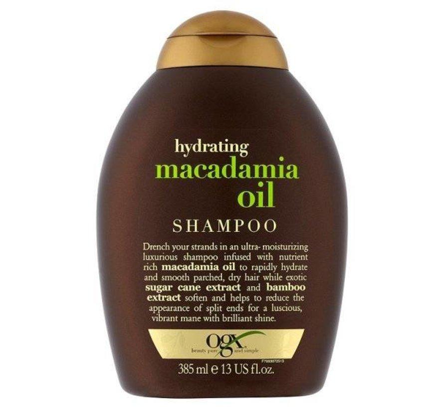 Macadamia Oil Shampoo