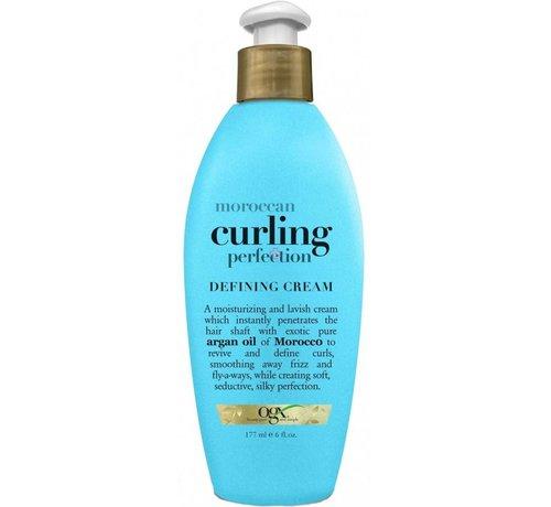 OGX (Organix) Argan Oil of Morocco Curling Perfection Defining Cream