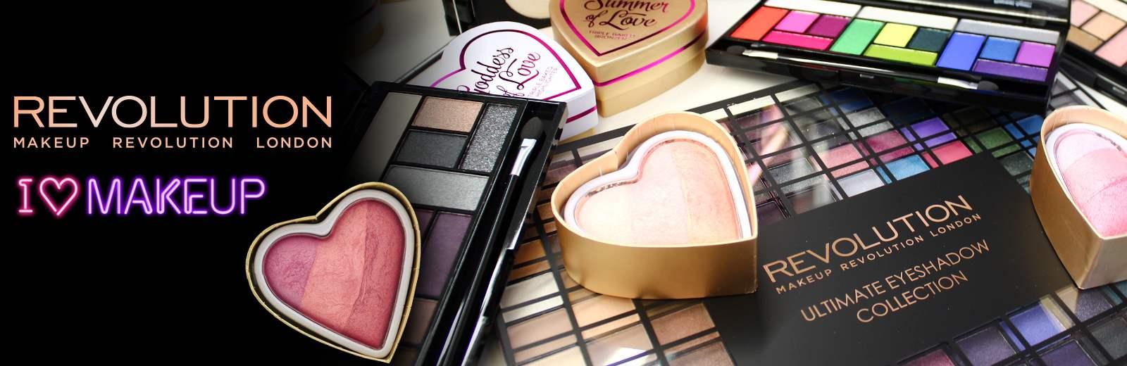 Latest wij zijn enorme fans van makeup revolution i heart for Meubels bestellen met acceptgiro