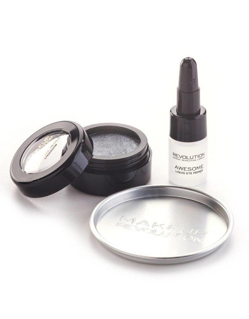 Makeup Revolution Awesome Metals Eye Foils - Black Diamond