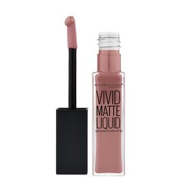 Maybelline Lip Vivid Matte Liquid - 50 Nude Thrill