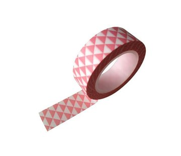 Stationery Masking Tape - Pink Party