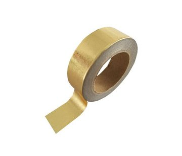 Stationery Masking Tape - Gold