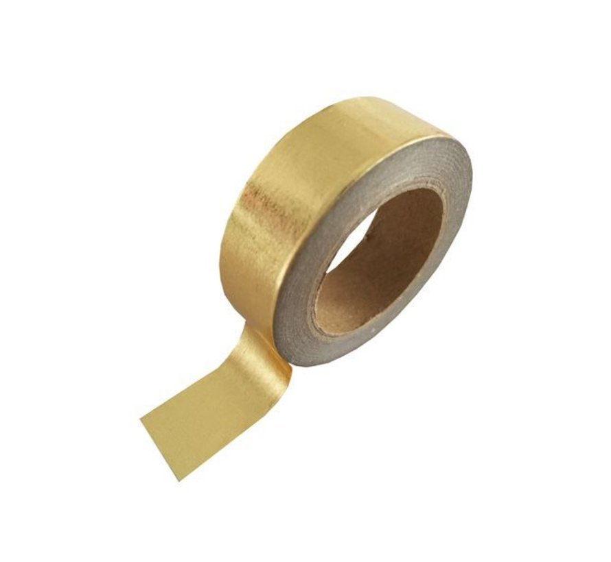 Masking Tape - Gold