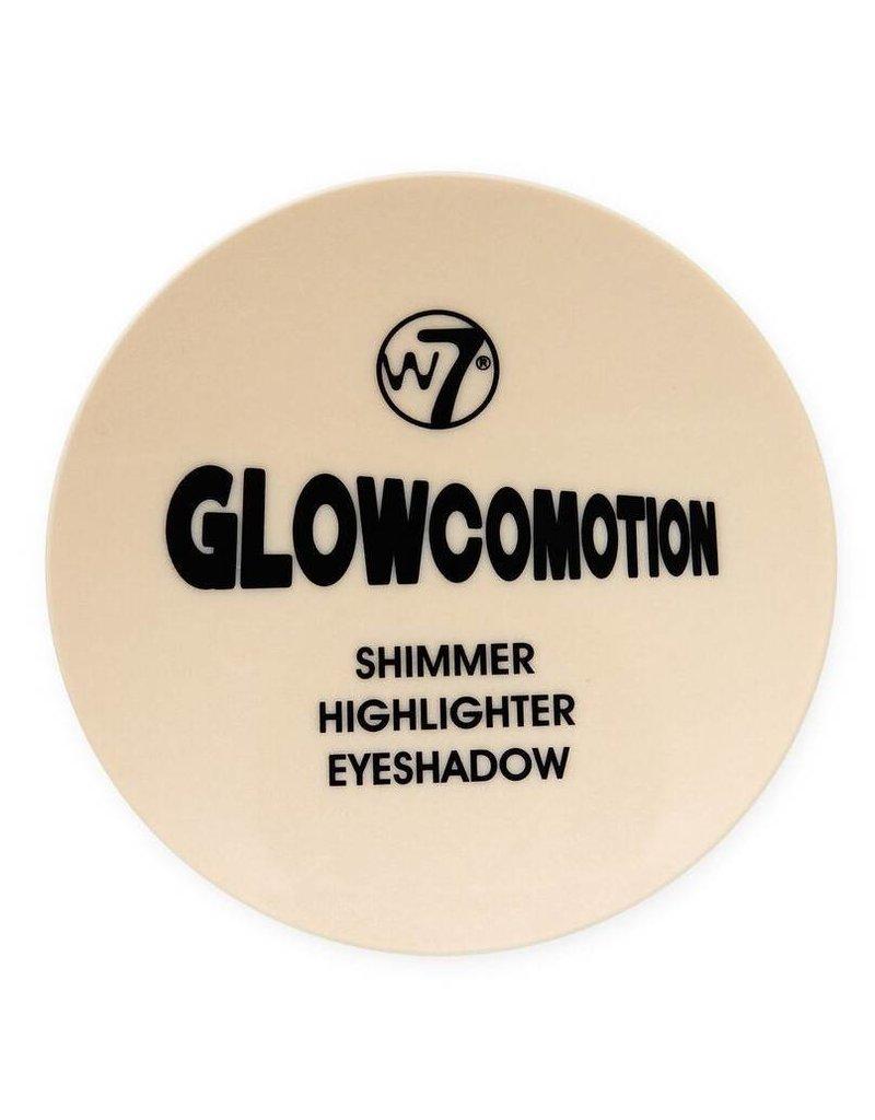 W7 Make-Up Glowcomotion Shimmer - Highlighter - Eyeshadow