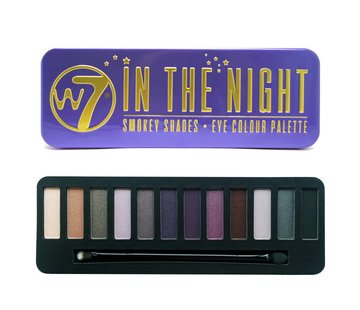 W7 Make-Up In The Night Palette