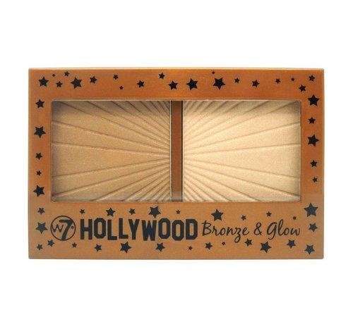 W7 Make-Up Hollywood Bronze & Glow - Bronzer & Highlighter