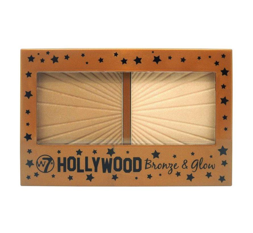 Hollywood Bronze & Glow - Bronzer & Highlighter