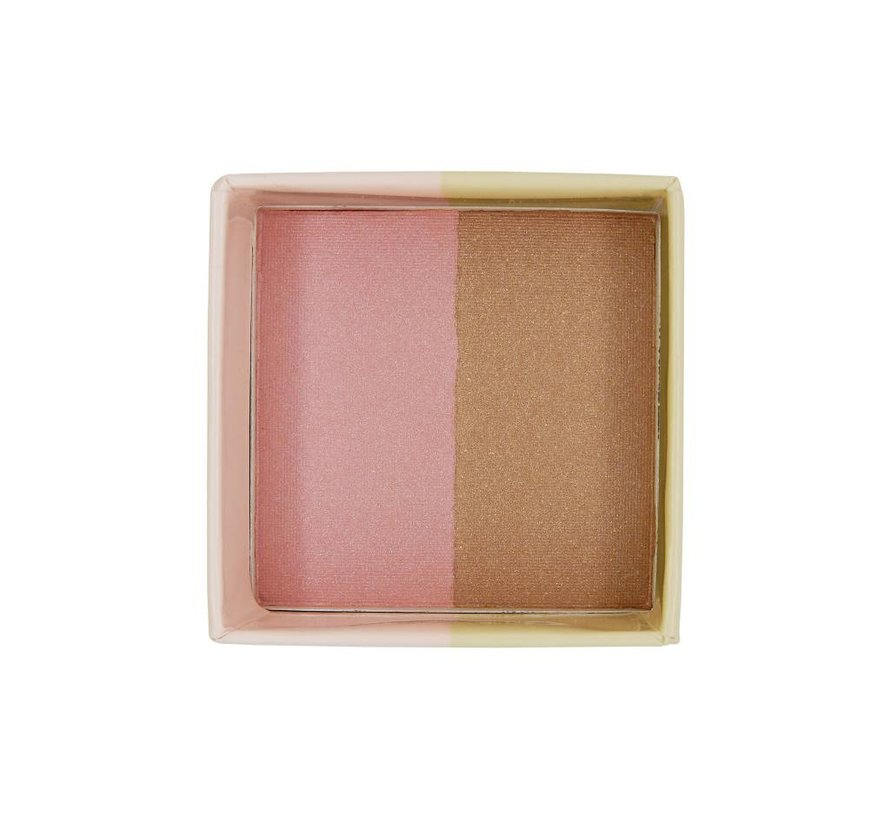 Double Act Bronzer & Highlighter