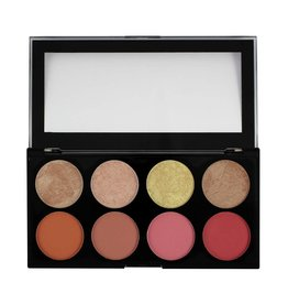 Makeup Revolution Blush & Highlight Palette - Goddess