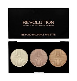 Makeup Revolution Highlighter Palette - Beyond Radiance