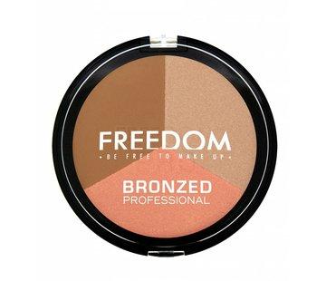 Freedom Makeup Bronzed Professional - Shimmer Lights