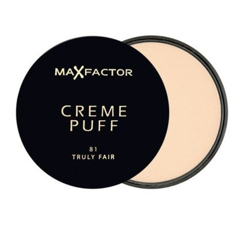 Max Factor Creme Puff - 81 Truly Fair - Poeder