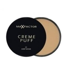 Max Factor Creme Puff - 42 Deep Beige