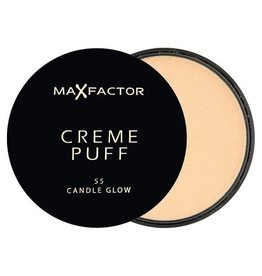 Max Factor Creme Puff - 55 Candle Glow