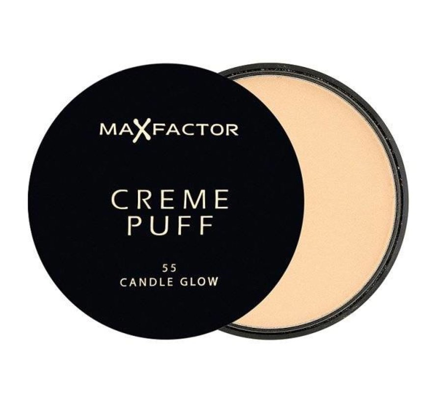Creme Puff - 55 Candle Glow - Poeder