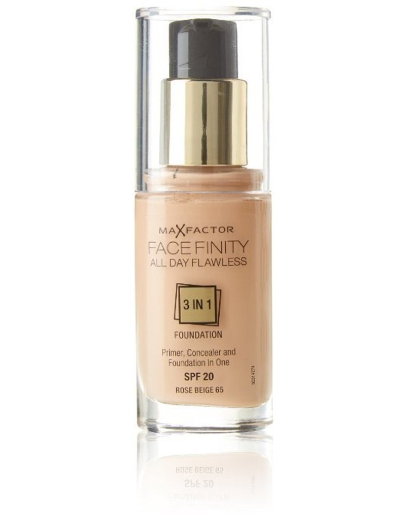 Max Factor Facefinity 3 in 1 - 65 Rose Beige - Foundation