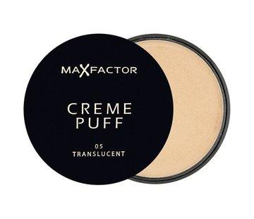 Max Factor Creme Puff - 5 Translucent