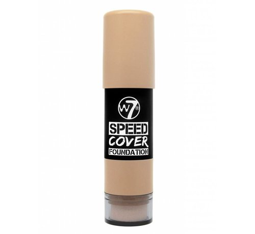 W7 Make-Up Speed Cover Foundation - Fair