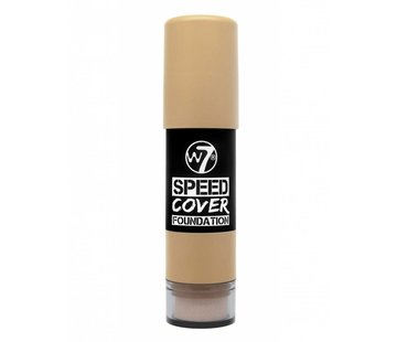 W7 Make-Up Speed Cover Foundation - New Beige